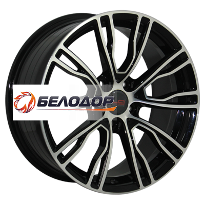 LegeArtis Concept 10,5x21/5x112 ET43 D66,6 Concept-B533 BKF