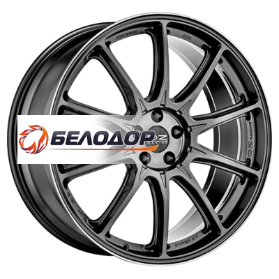 OZ 10,5x20/5x112 ET41 D66,6 Hyper XT HLT Star Graphite Diamond Lip
