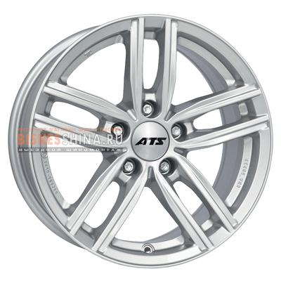 7x17/5x112 ET54 D57,1 Antares Polar Silver