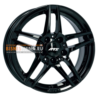 6,5x16/5x112 ET38 D66,5 Mizar Diamond Black