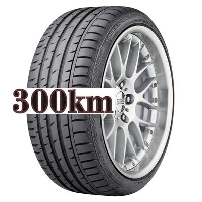 Continental 235/45R17 94W ContiSportContact 3 MO TL FR ML
