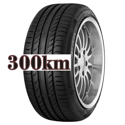 Continental 225/45R17 91W ContiSportContact 5 MO TL FR