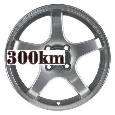 Aero 6x16/4x100 ET50 D60,1 A1061 Silver