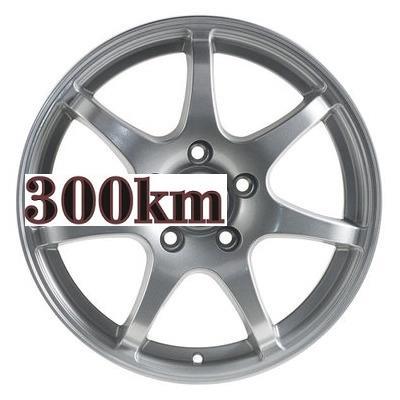 Aero 5,5x14/4x100 ET43 D60,1 A1141 Silver