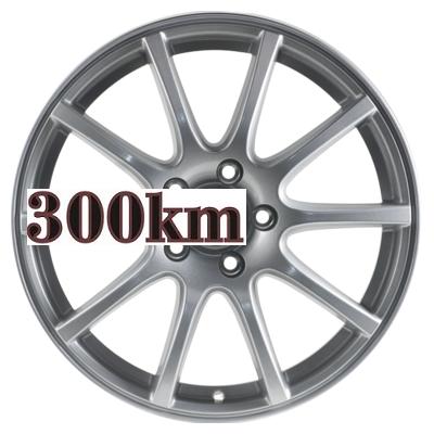 Aero 6x15/4x100 ET47 D54,1 A1251 Silver
