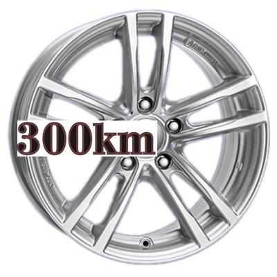 Alutec 9x19/5x120 ET37 D74,1 X10x Polar Silver
