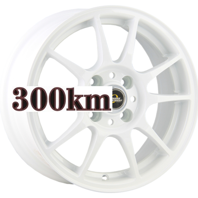 CrossStreet 5,5x13/4x98 ET35 D58,6 CR-07 White