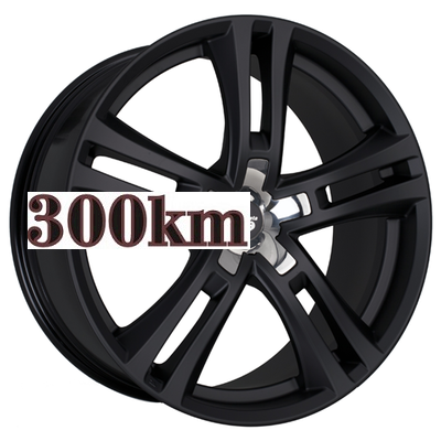Eta Beta 9x20/5x114,3 ET40 D78,1 Uriel Black