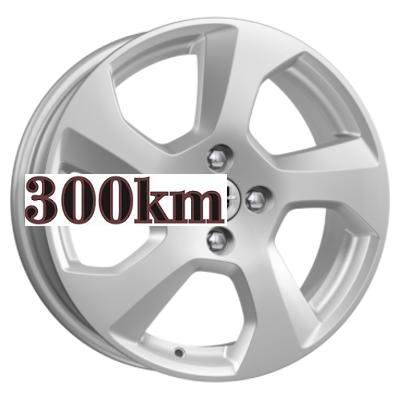 K&K 6x16/4x100 ET50 D60,15 КС703 Сильвер