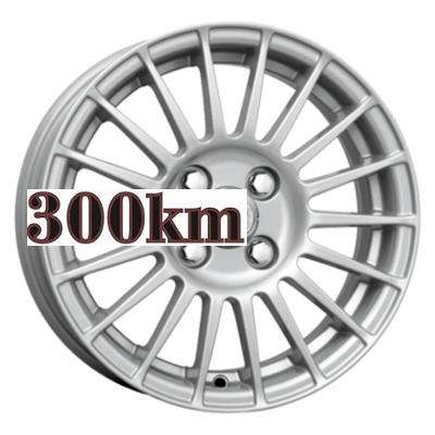 K&K 5,5x14/4x98 ET35 D58,5 Калина-спорт Сильвер КС450