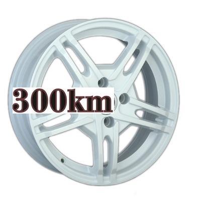 LS 6x15/4x100 ET45 D73,1 308 White