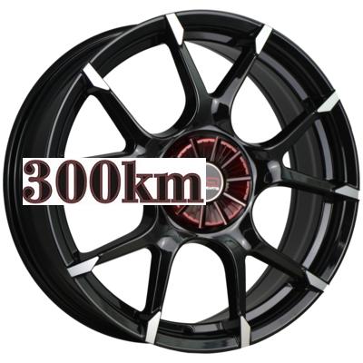 LegeArtis Concept 6,5x16/5x114,3 ET40 D66,1 Concept-NS536 BKF
