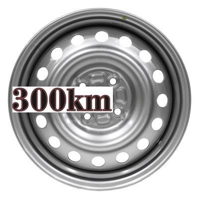 Next 6x15/4x100 ET48 D54,1 NX-013 Sil