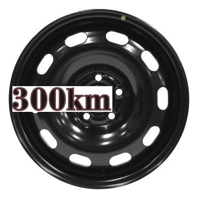 Next 6x15/5x100 ET43 D57,1 NX-043 BK