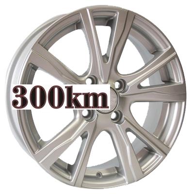 Neo 6x15/4x100 ET45 D60,1 574 Silver
