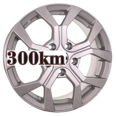 Neo 6,5x16/5x114,3 ET50 D66,1 657 Silver