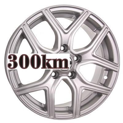 Neo 6,5x16/5x112 ET38 D57,1 666 Silver