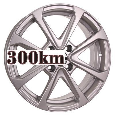 Neo 6x16/4x100 ET37 D60,1 667 Silver