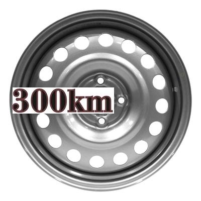 Next 6x16/4x100 ET48 D54,1 NX-126 Silver