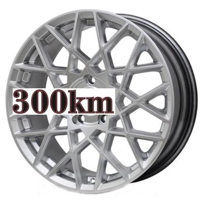 PDW 7x16/4x100 ET40 D60,1 Velocity (9103/01) Silver