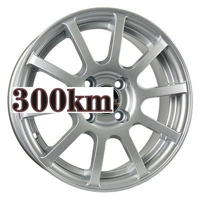 Tech Line 5,5x14/4x100 ET43 D67,1 415 Silver