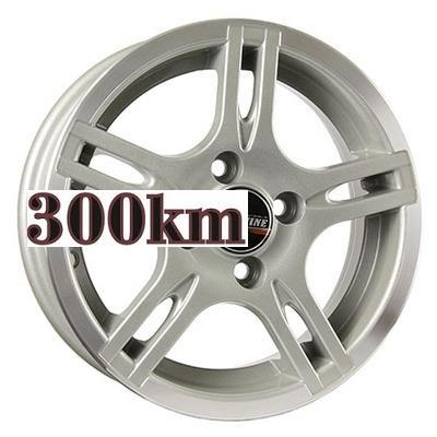 Tech Line 5,5x14/4x100 ET35 D67,1 419 Silver