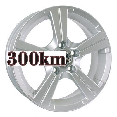 Tech Line 6,5x15/5x100 ET38 D57,1 503 Silver