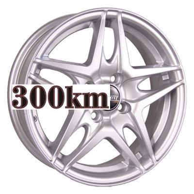 Tech Line 6x15/4x100 ET45 D67,1 530 Silver