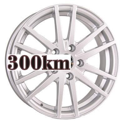 Tech Line 6x15/4x100 ET45 D67,1 535 Silver