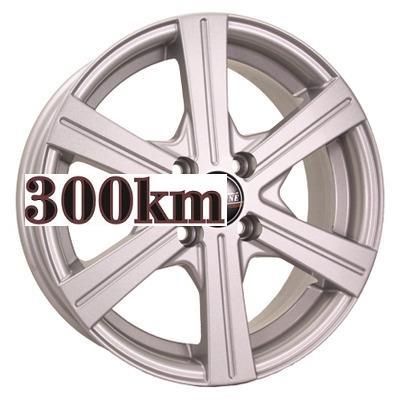 Tech Line 6x15/4x100 ET45 D60,1 544 Silver