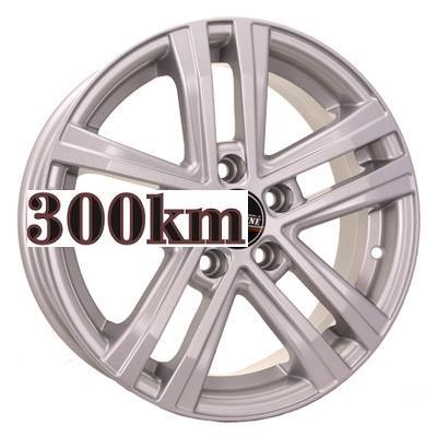 Tech Line 6x15/5x114,3 ET39 D66,1 545 Silver