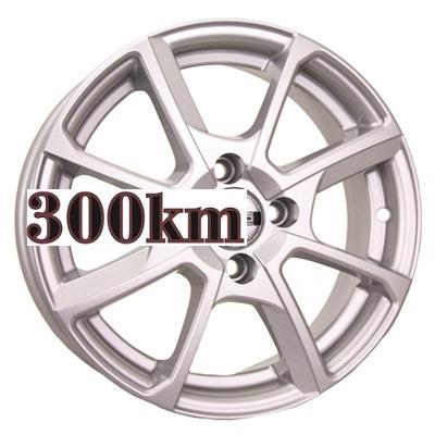 Neo 5,5x14/4x100 ET43 D60,1 438 Silver