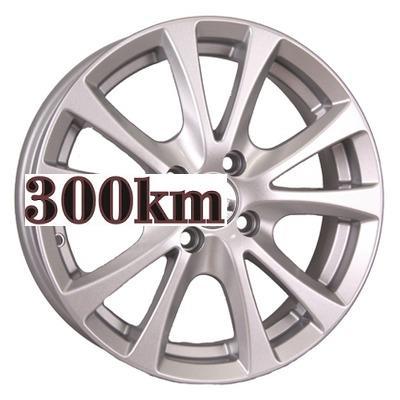 Neo 6x15/4x108 ET50 D63,4 509 Silver