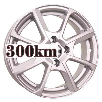 Neo 6x15/4x100 ET48 D60,1 538 Silver