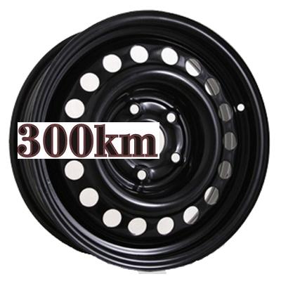 Trebl 7x16/4x108 ET29 D65,1 5008 Black