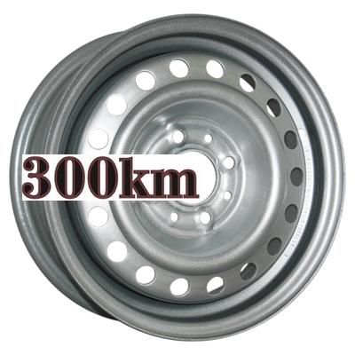 Trebl 5,5x14/4x100 ET45 D56,1 53A45V Silver