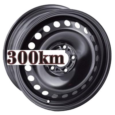 Trebl 6x15/4x100 ET49 D56,6 64A49A Black