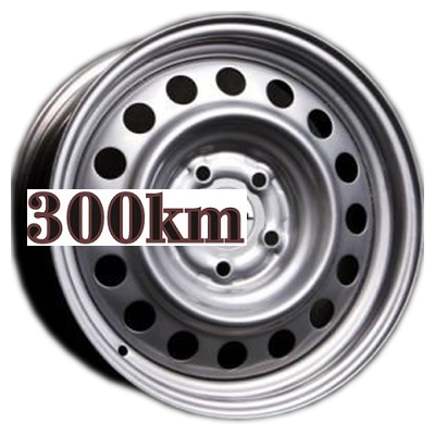 Trebl 6x15/5x139,7 ET35 D98,6 64G35L Silver