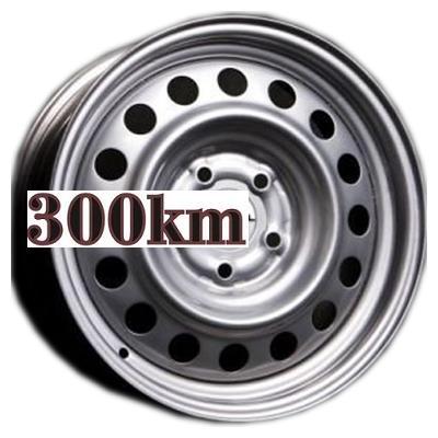 Trebl 6x15/5x139,7 ET48 D98,6 64G48L Silver
