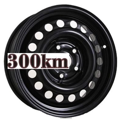 Trebl 6x15/5x100 ET43 D57,1 8000T Black