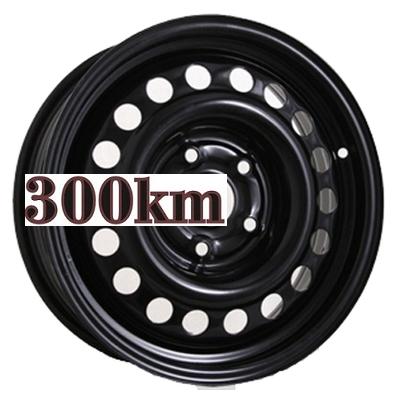 Trebl 6x15/5x100 ET55 D56,1 8030 Black