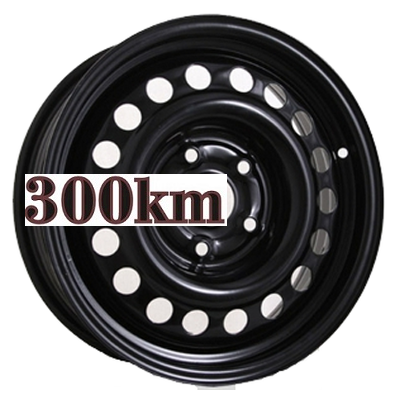 Trebl 6,5x16/5x108 ET50 D63,3 8325 Black