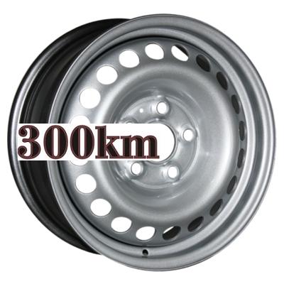 Trebl 5,5x16/5x160 ET56 D65,1 9597 Silver