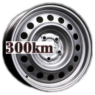 Trebl 6,5x16/5x120 ET51 D65,1 9685 Silver