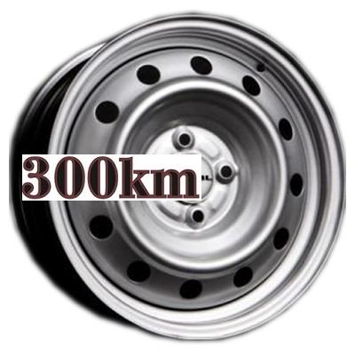 Trebl 6x16/4x100 ET52 D54,1 X40001 Silver