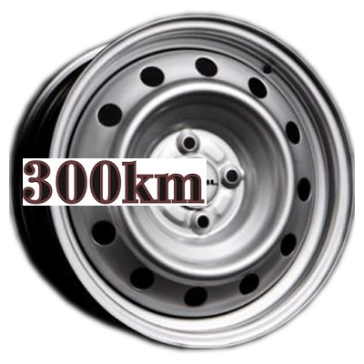 Trebl 6x15/4x100 ET36 D60,1 X40014 Silver