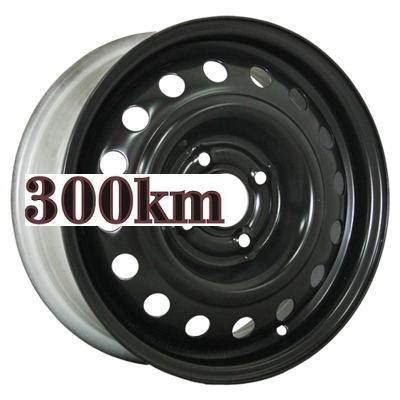 Trebl 6x15/5x100 ET40 D57,1 X40029 Black