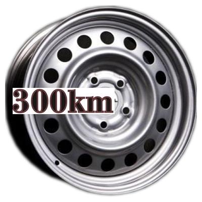 Trebl 6,5x16/4x100 ET40 D60,1 X40048 Silver