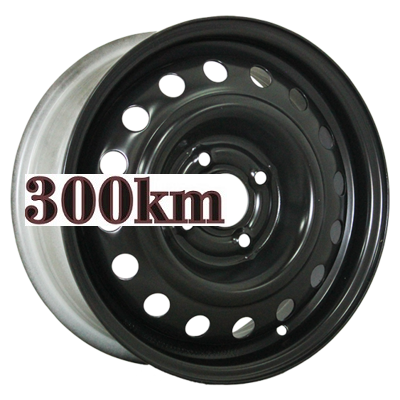 Trebl 6,5x16/4x108 ET20 D65,1 X40051 Black