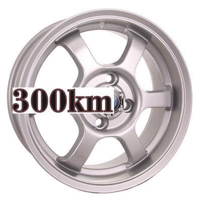 Venti 6x15/4x100 ET40 D54,1 1501 Silver